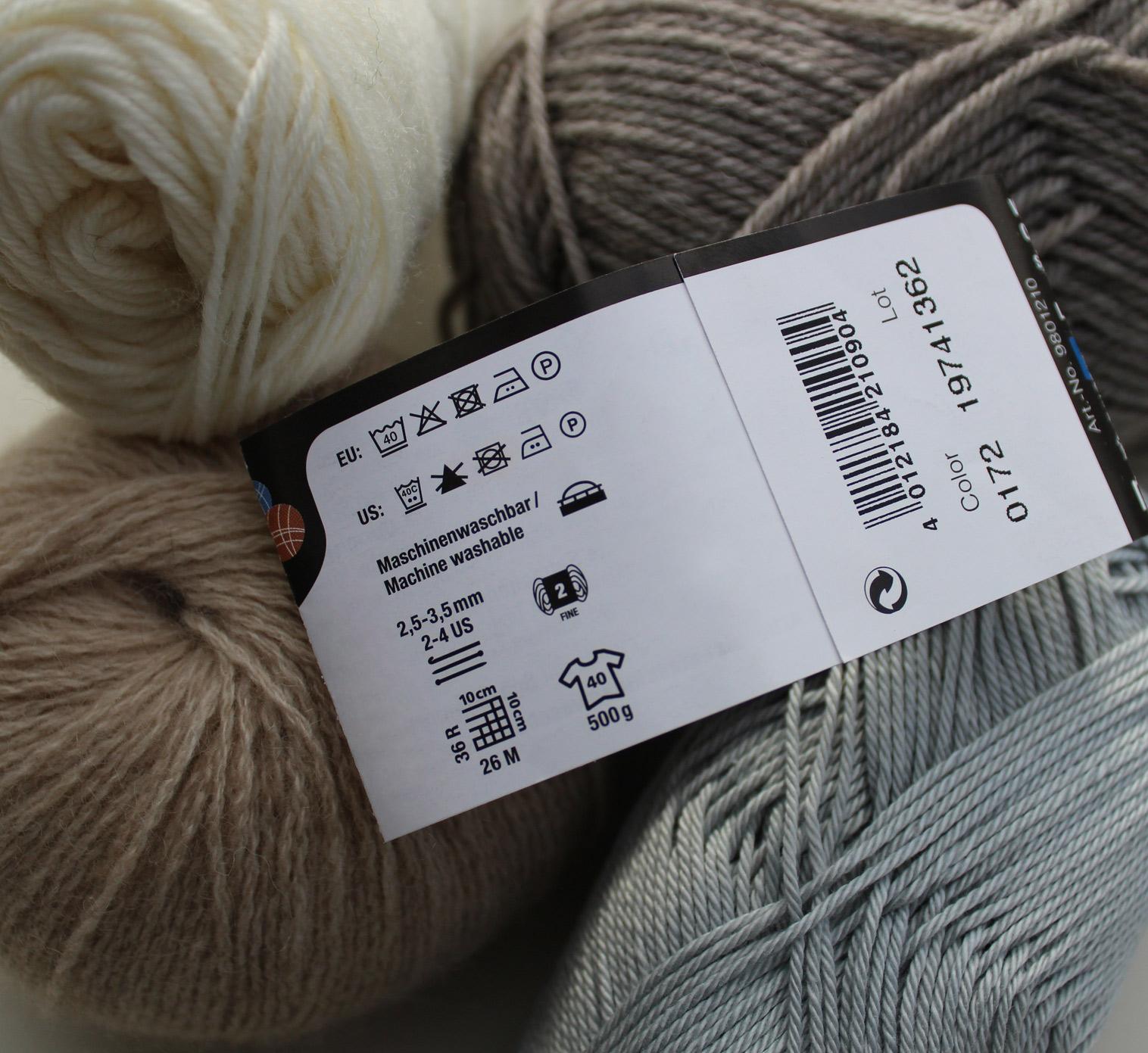 Sechs Tipps für den Wolleinkauf. Worauf muss man beim Wollkauf achten? Das erklärt dieser Informationsbeitrag.